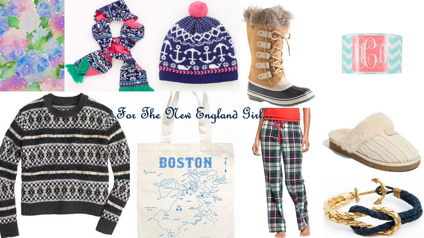 Holiday Shopping Guide: For The New England Girl