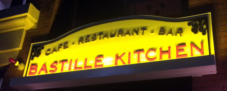 bastille kitchen seaportfort point channel boston recently i a