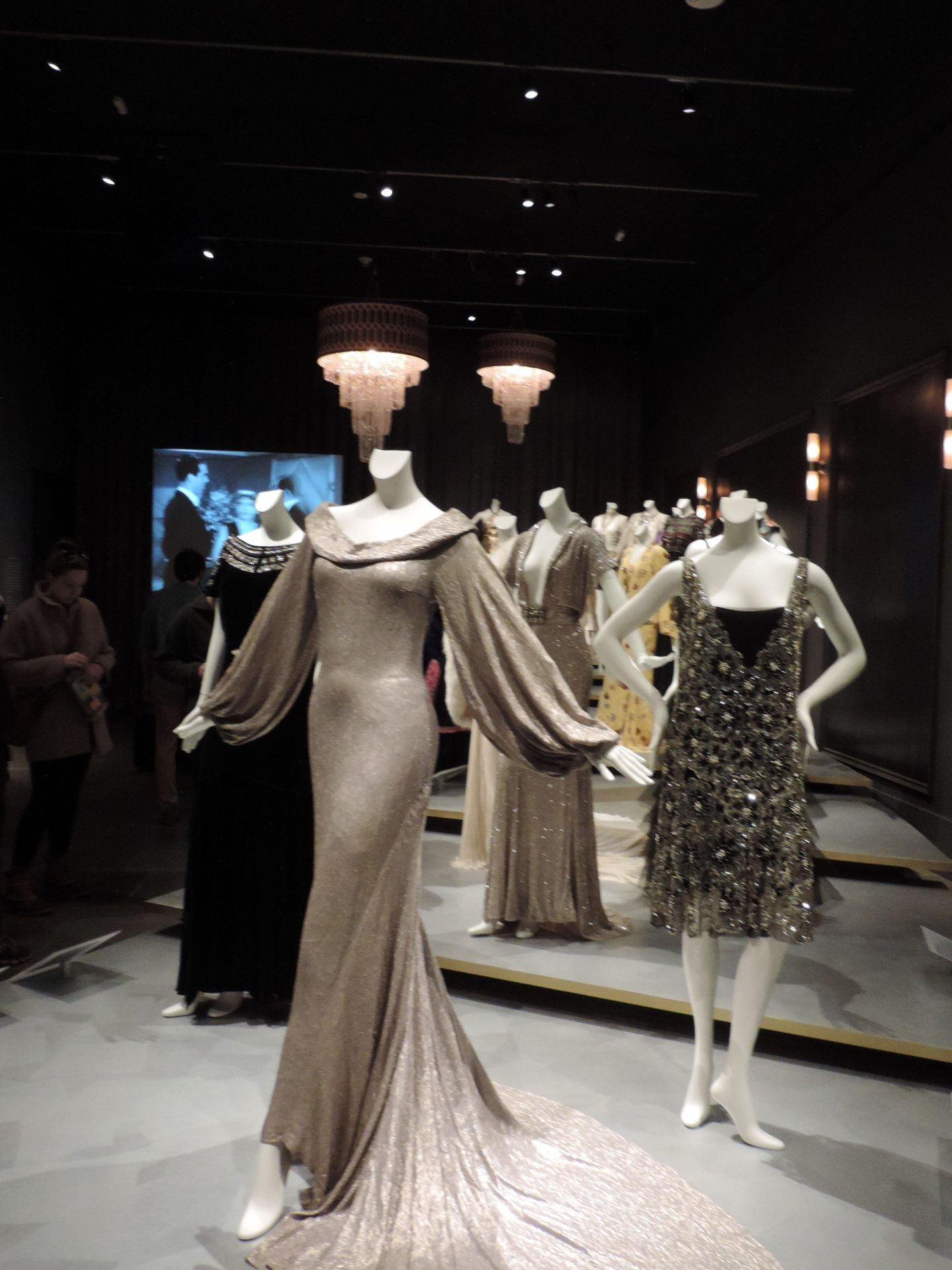 Boston Buzz: Hollywood Glamour Exhibit at the MFA