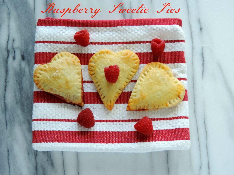 Raspberry Sweetie Pies