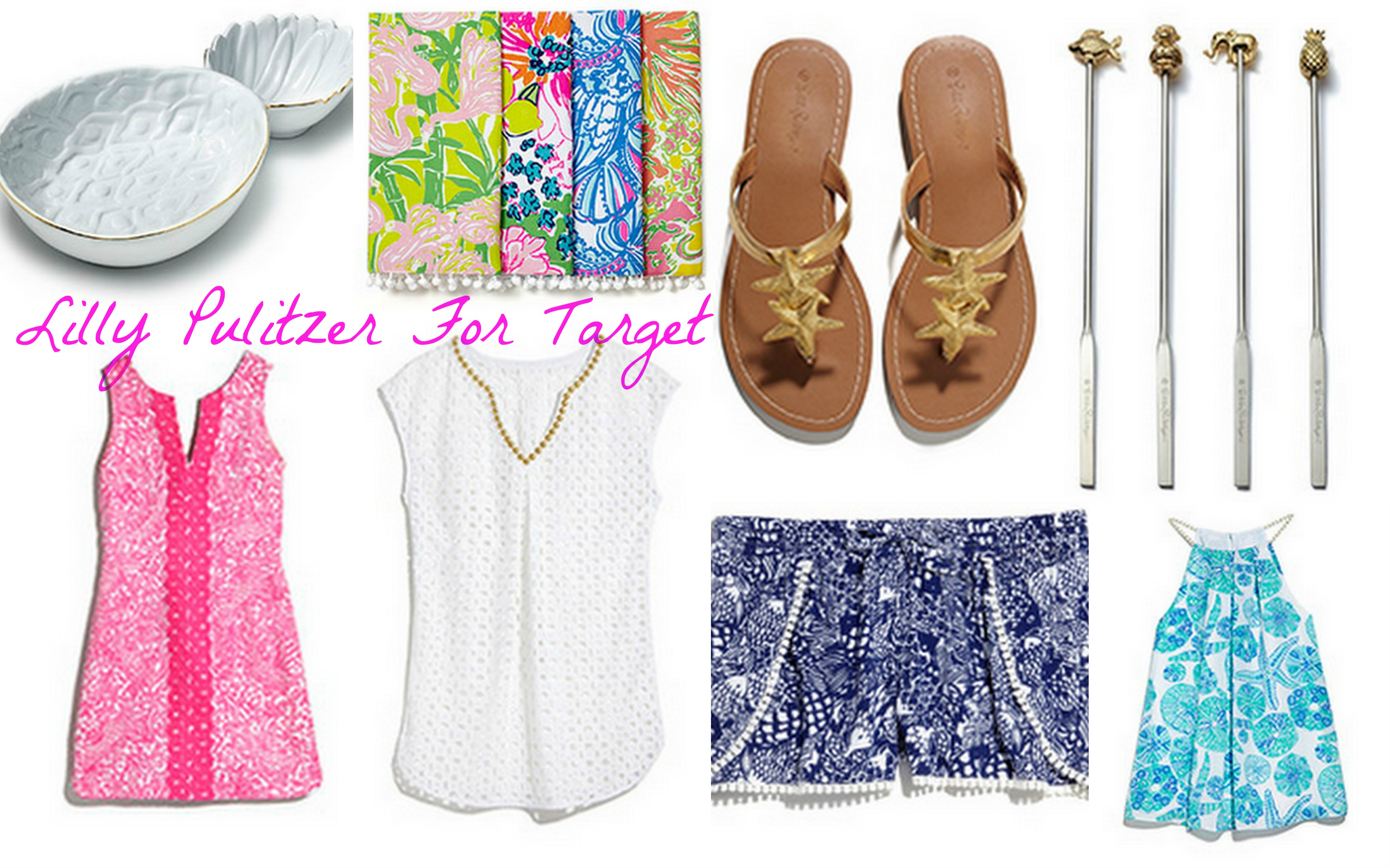 Lilly Pulitzer For Target Boston Chic Party