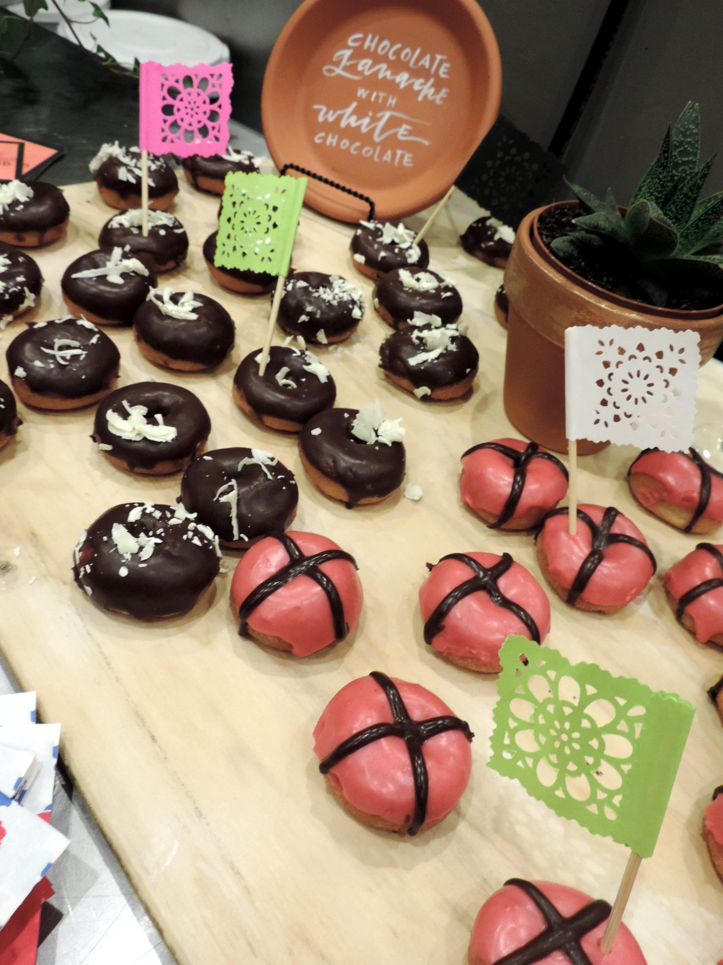"Boston Buzz: Blackbird Doughnuts ""Doughnuts and I Do's"" Event"