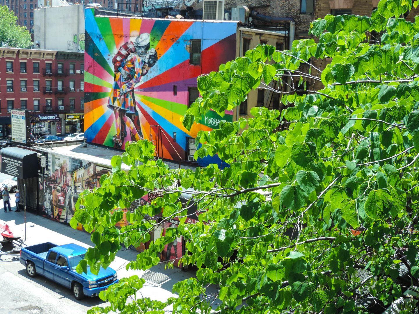 Postcards from New York City: The High Line