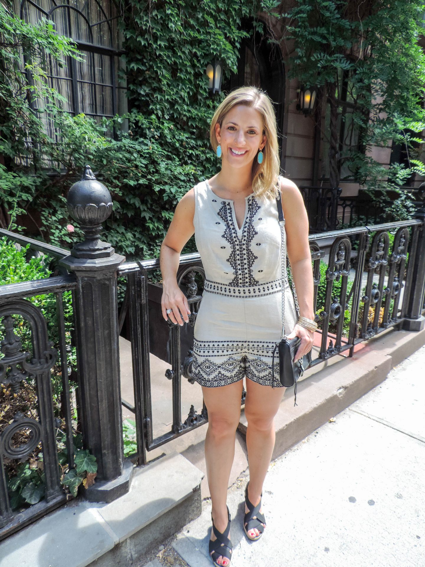 Rompin' Around New York City…