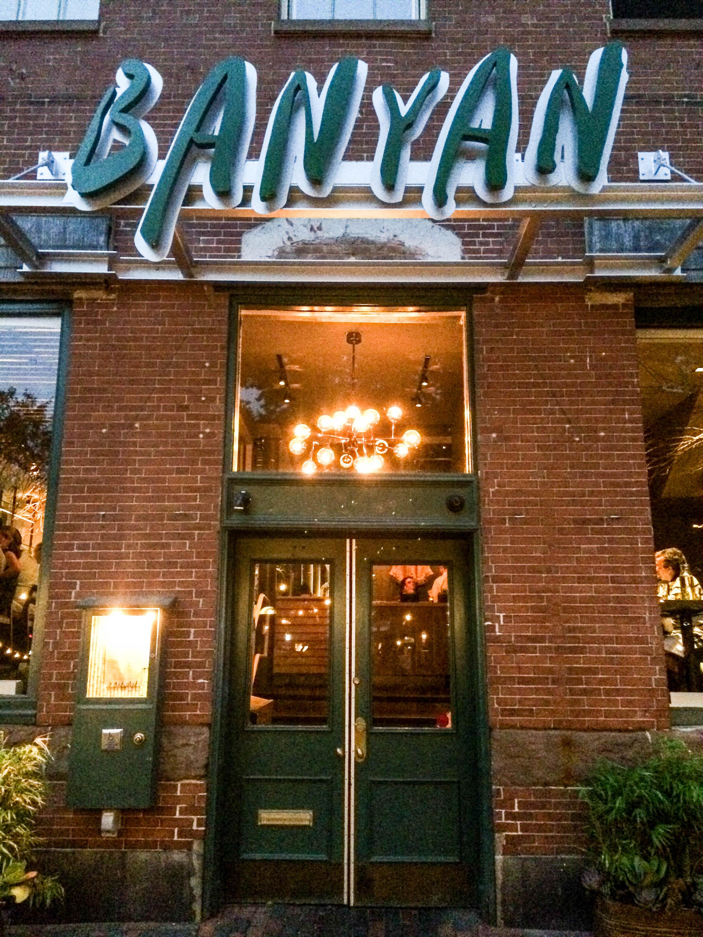 Banyan Restaurant And Bar Boston
