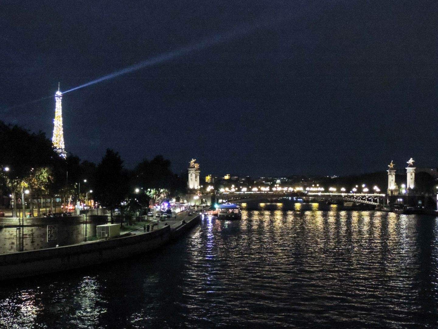 Postcards From Paris: The City of Lights