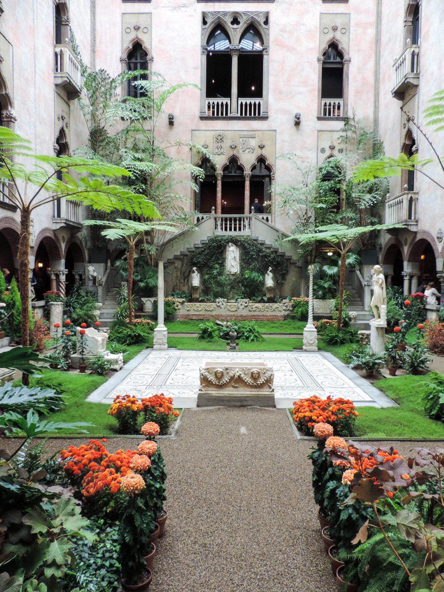 Boston Buzz: Isabella Stewart Gardner Museum