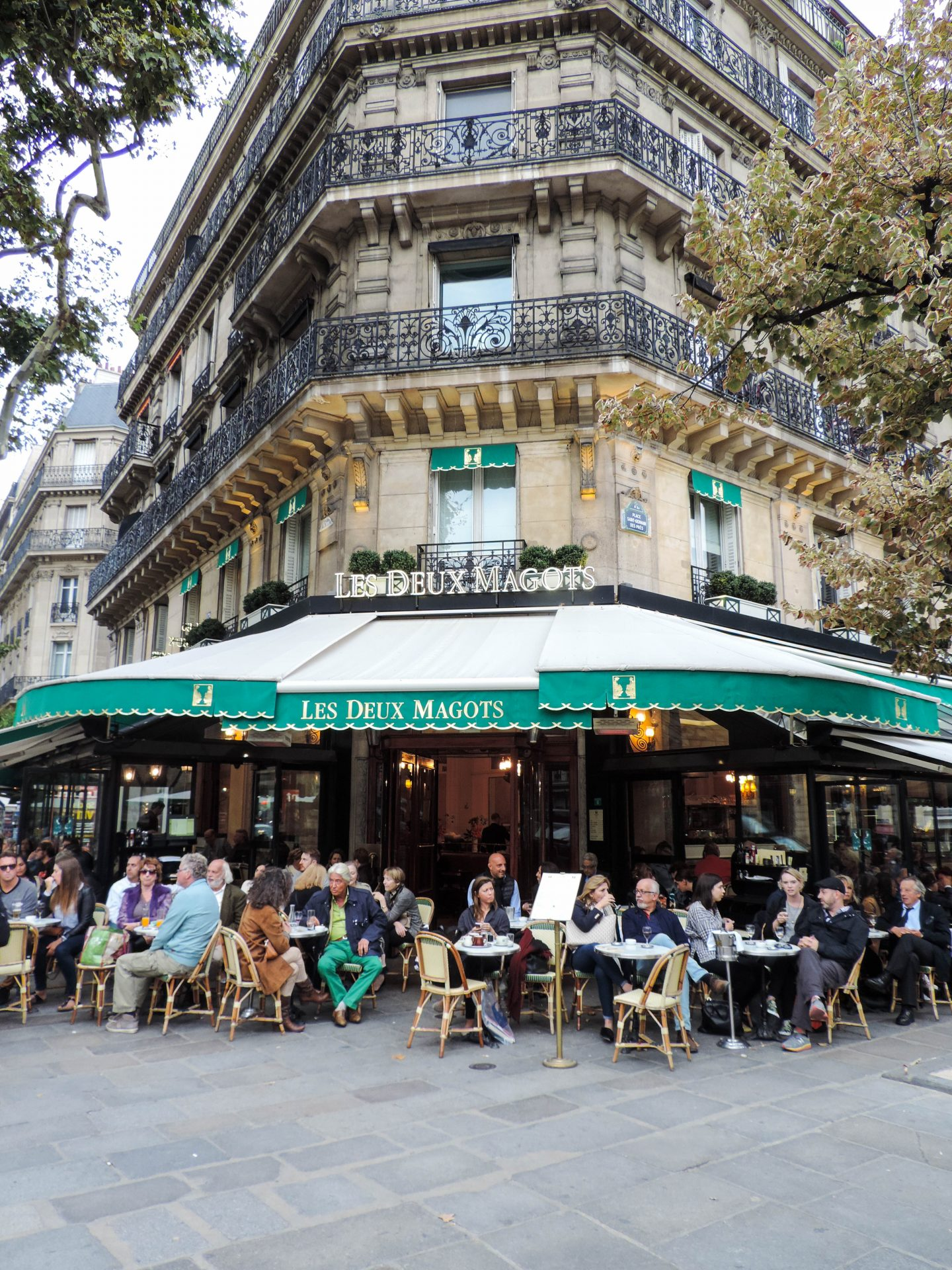 Postcards From Paris: Eating and Drinking In Paris' Sixth Arrondissement