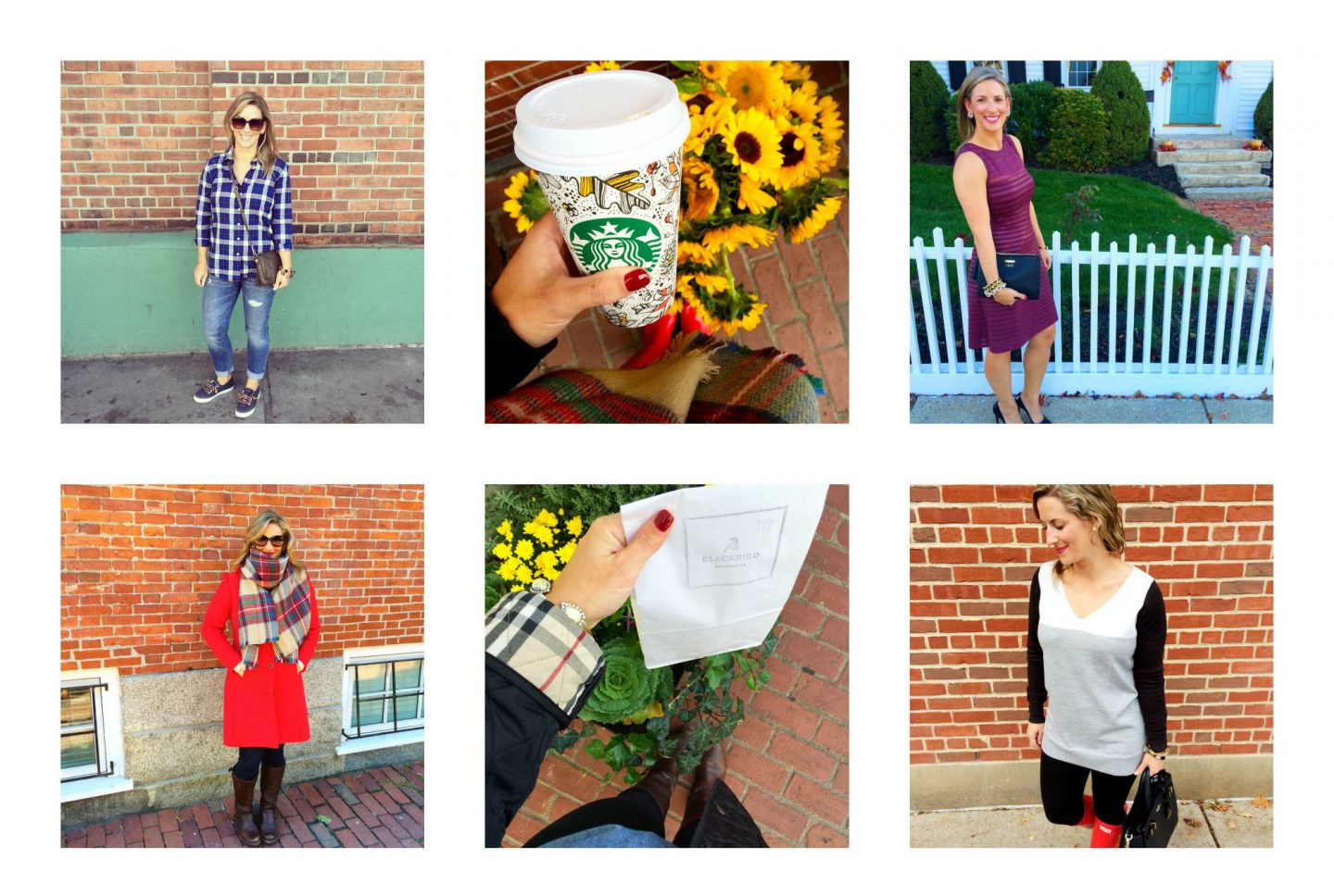 Insta-Fashion Round Up, October Edition