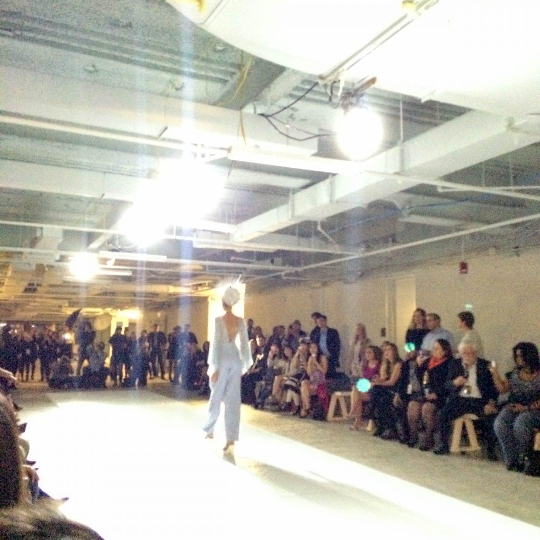 Jonathan Joseph Peters Fashion Show