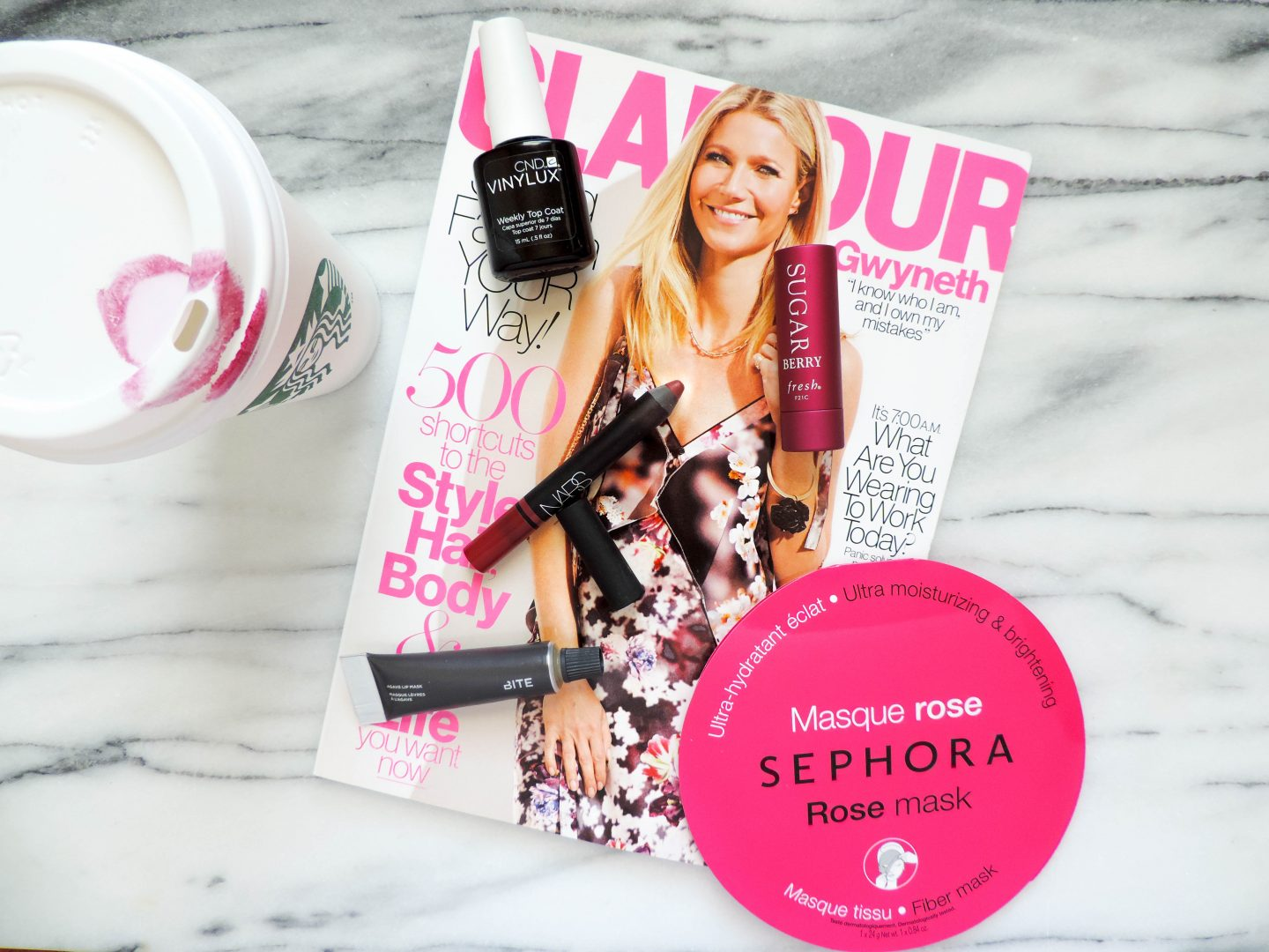 My Winter Beauty Faves