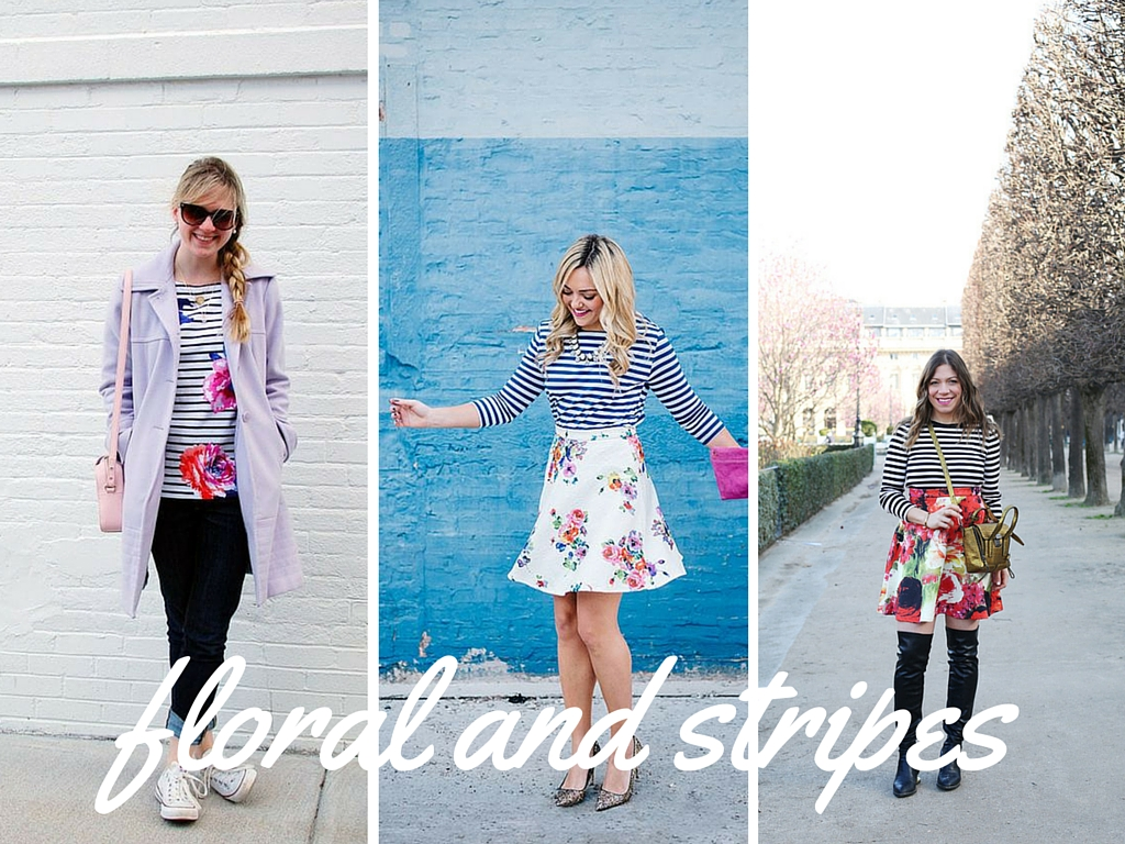 My Fave Four Fashion Trends for Spring