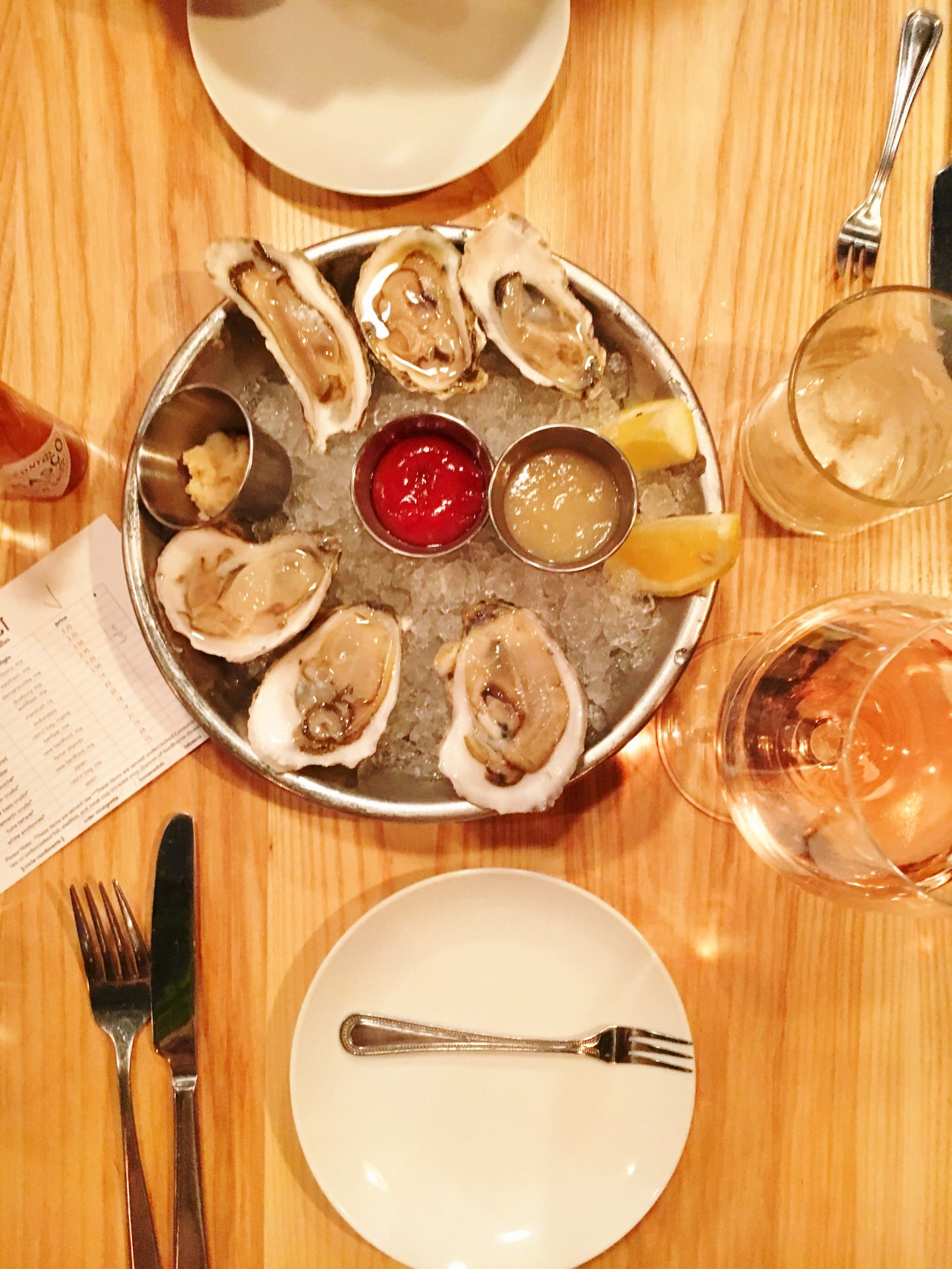 Boston Buzz: Select Oyster Bar