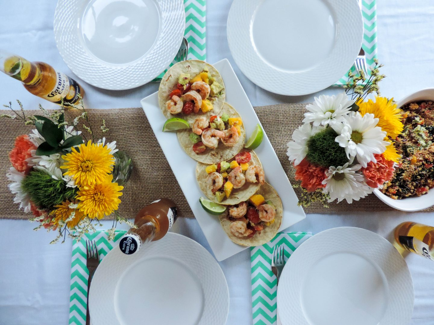 Hostess With The Mostest: Cinco de Mayo Dinner Party Boston Style