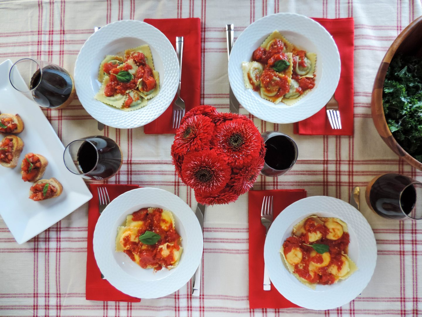 Hostess With The Mostest: Hosting A Stress-Free Italian Dinner Party