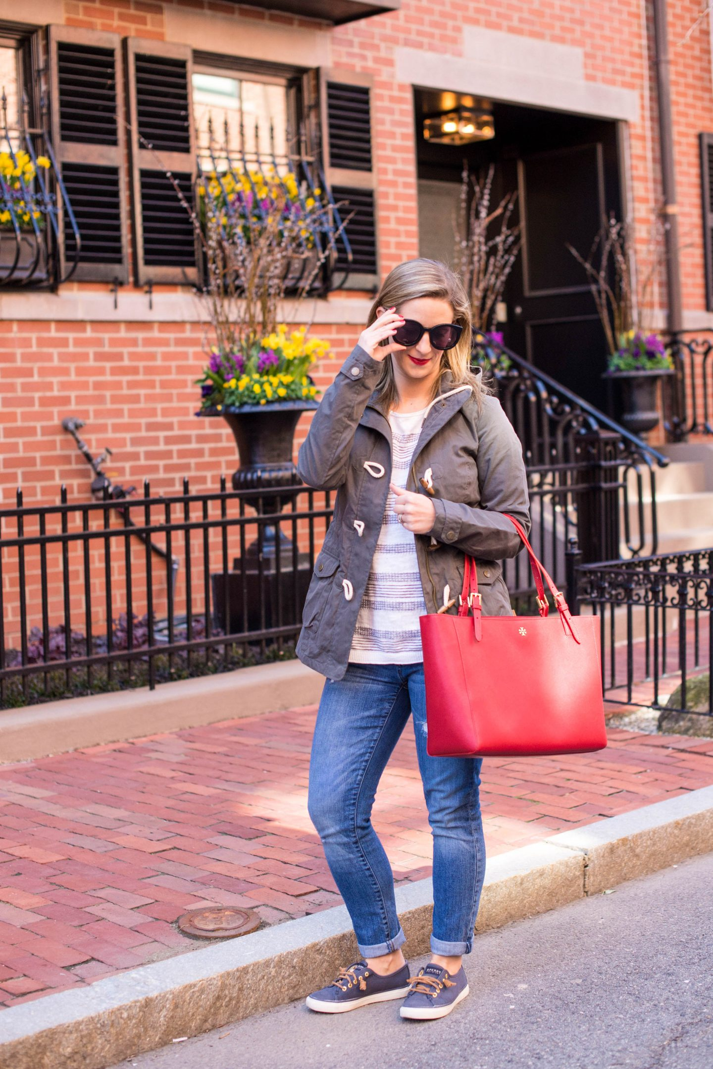 Spring Layers with FatFace