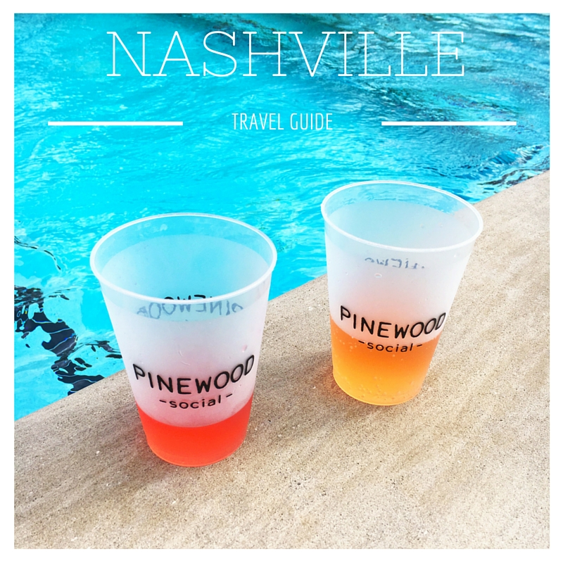 Postcards From Nashville: What to Eat, Drink and Do
