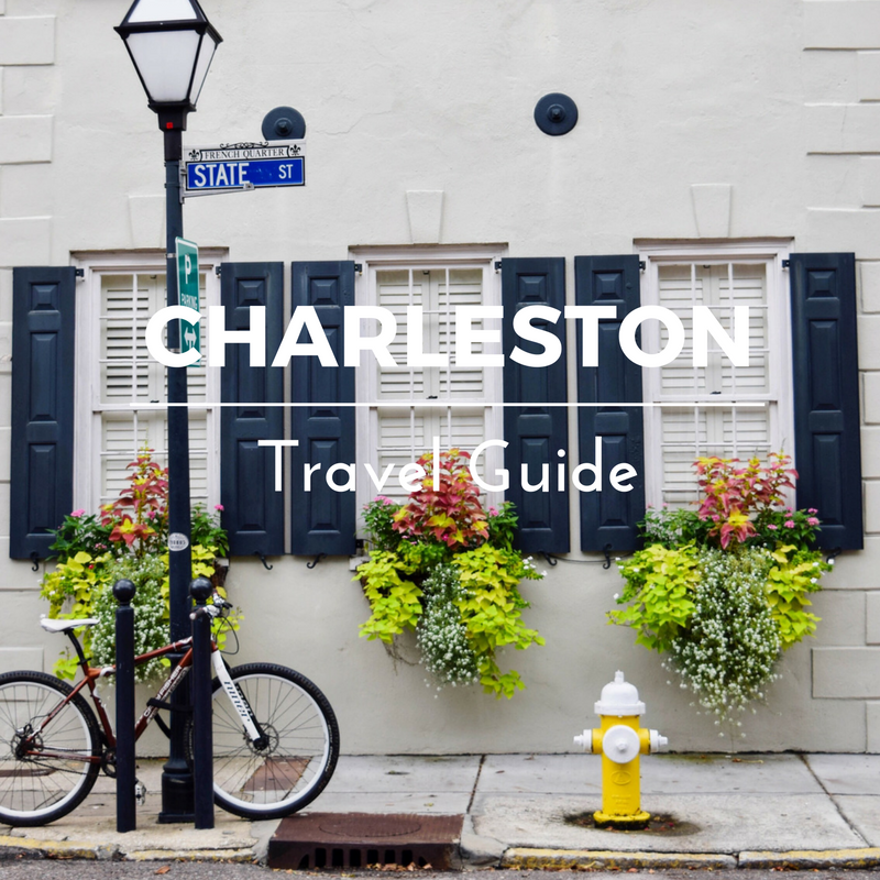 Postcards From Charleston: My Charleston Travel Guide