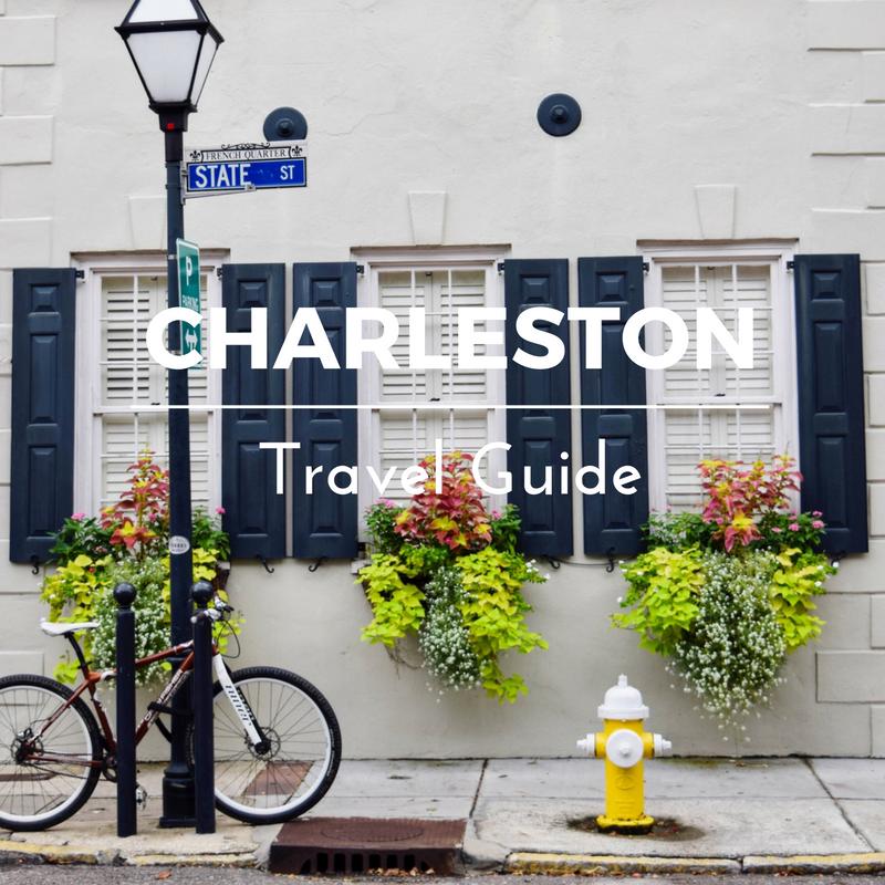 Postcards From Charleston: My Charleston Travel Guide