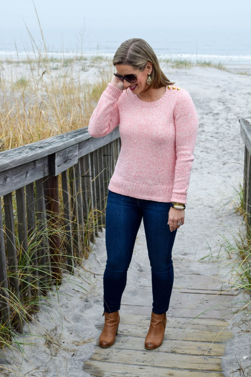 neon-nautical-sweater-weather-loft-shoulder-button-sweater-boston-chic-party-11