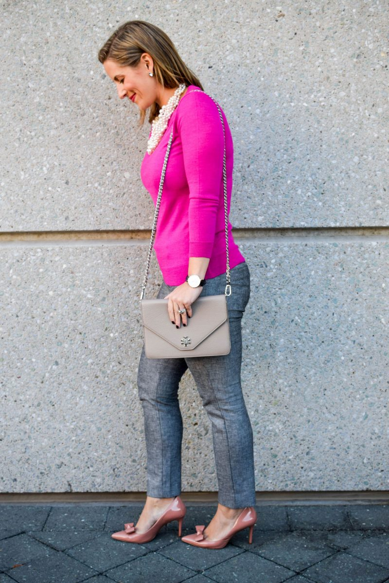 pink-gray-office-ootd-2