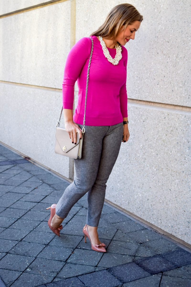 pink-gray-office-ootd-6