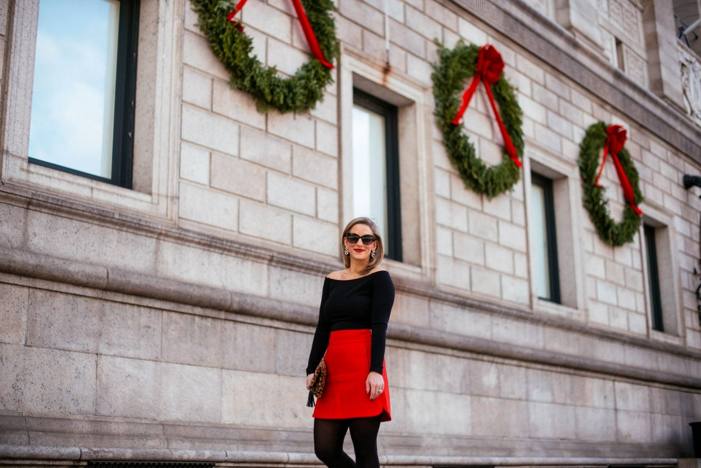 The Perfect Christmas Skirt