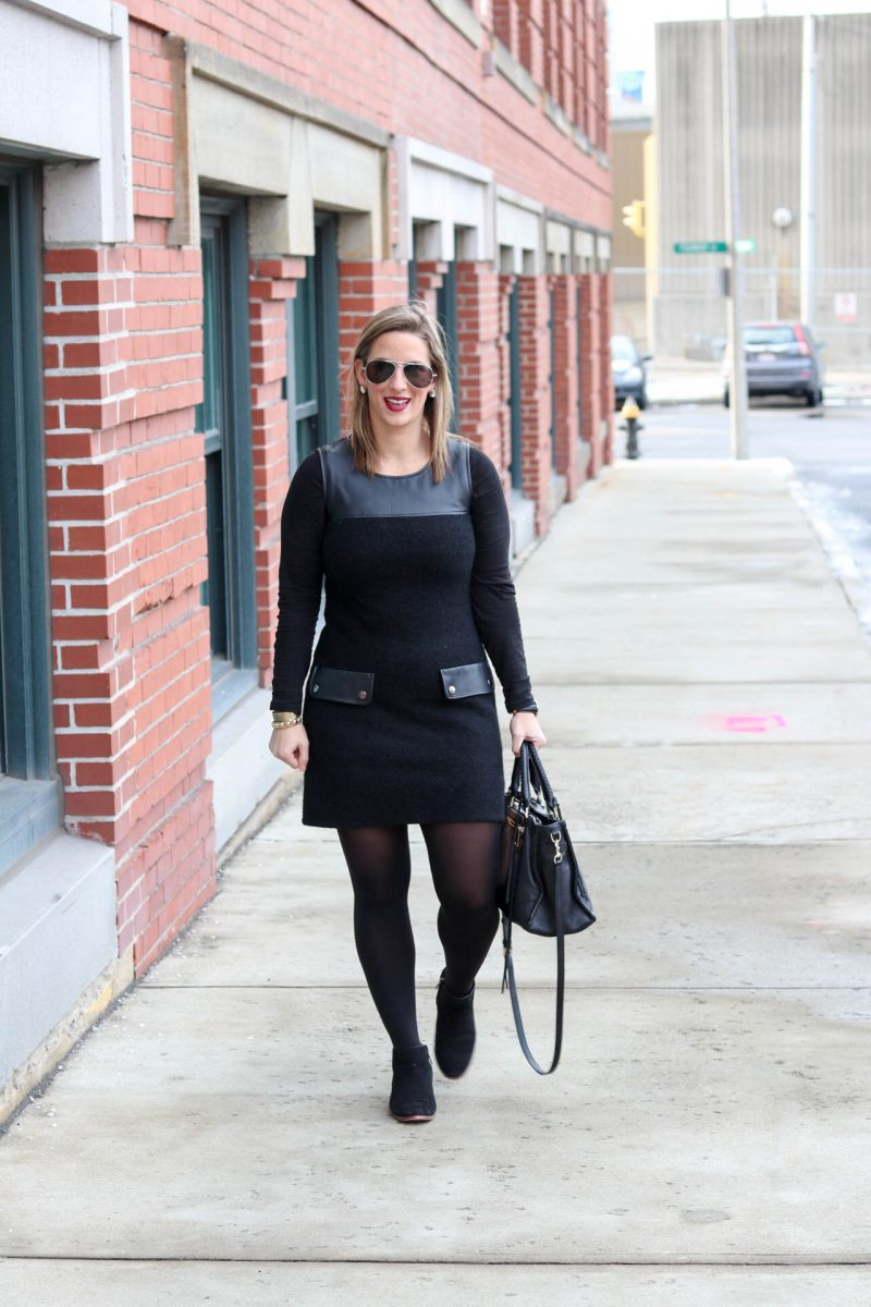 Monochromatic From Head To Toe Boston Chic Party
