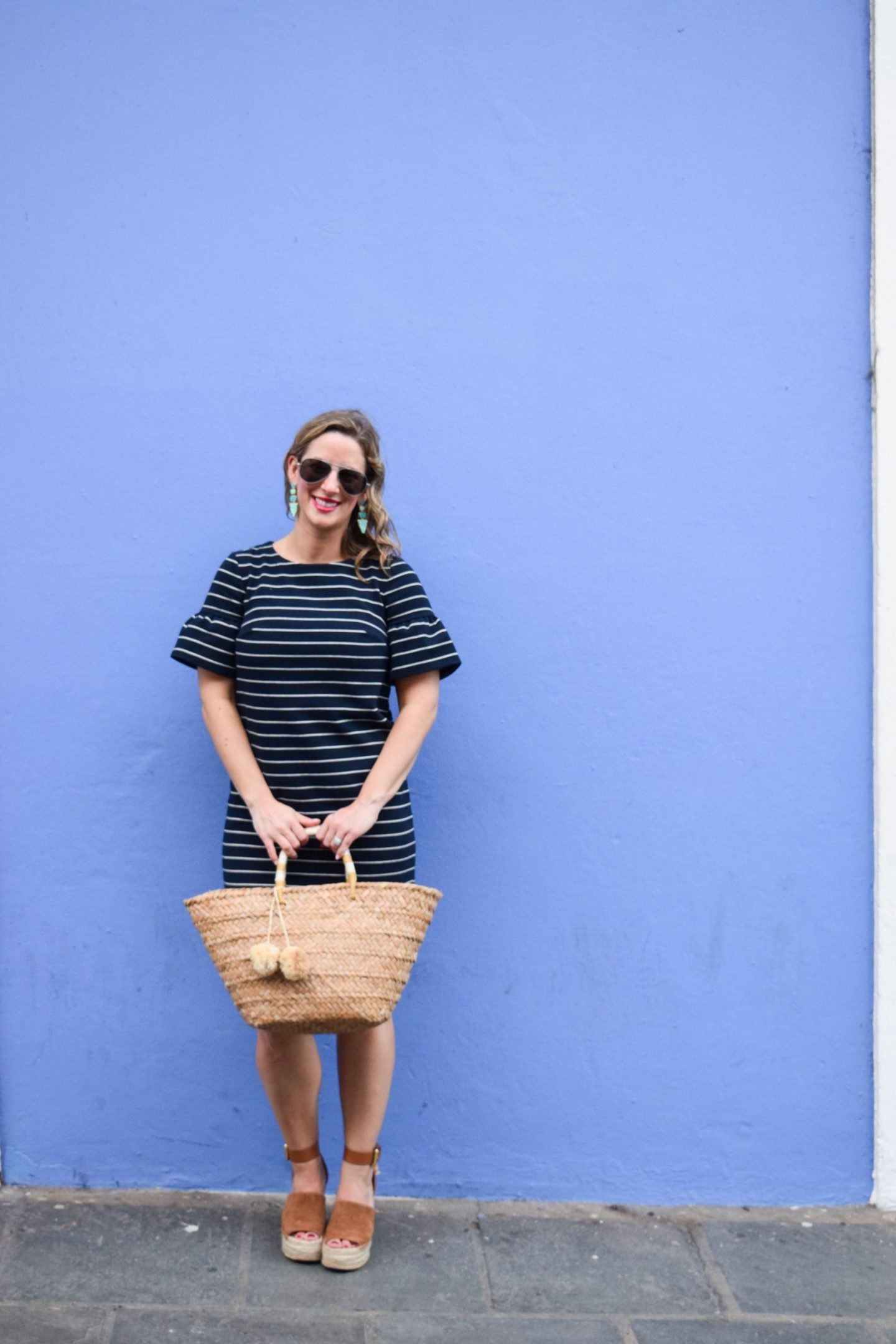 Stripes in Old San Juan