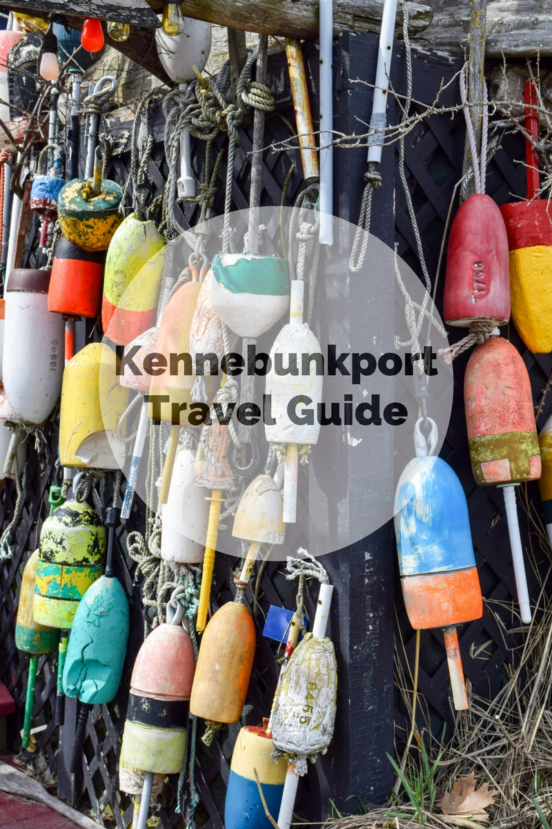 Postcards From Kennebunkport: My Kennebunkport Travel Guide
