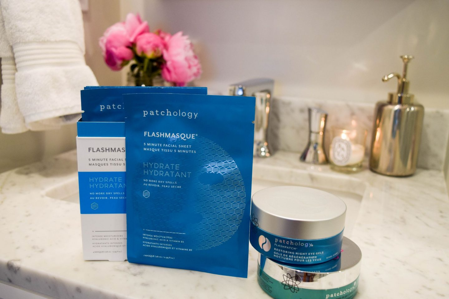 At Home Spa Nights with Patchology