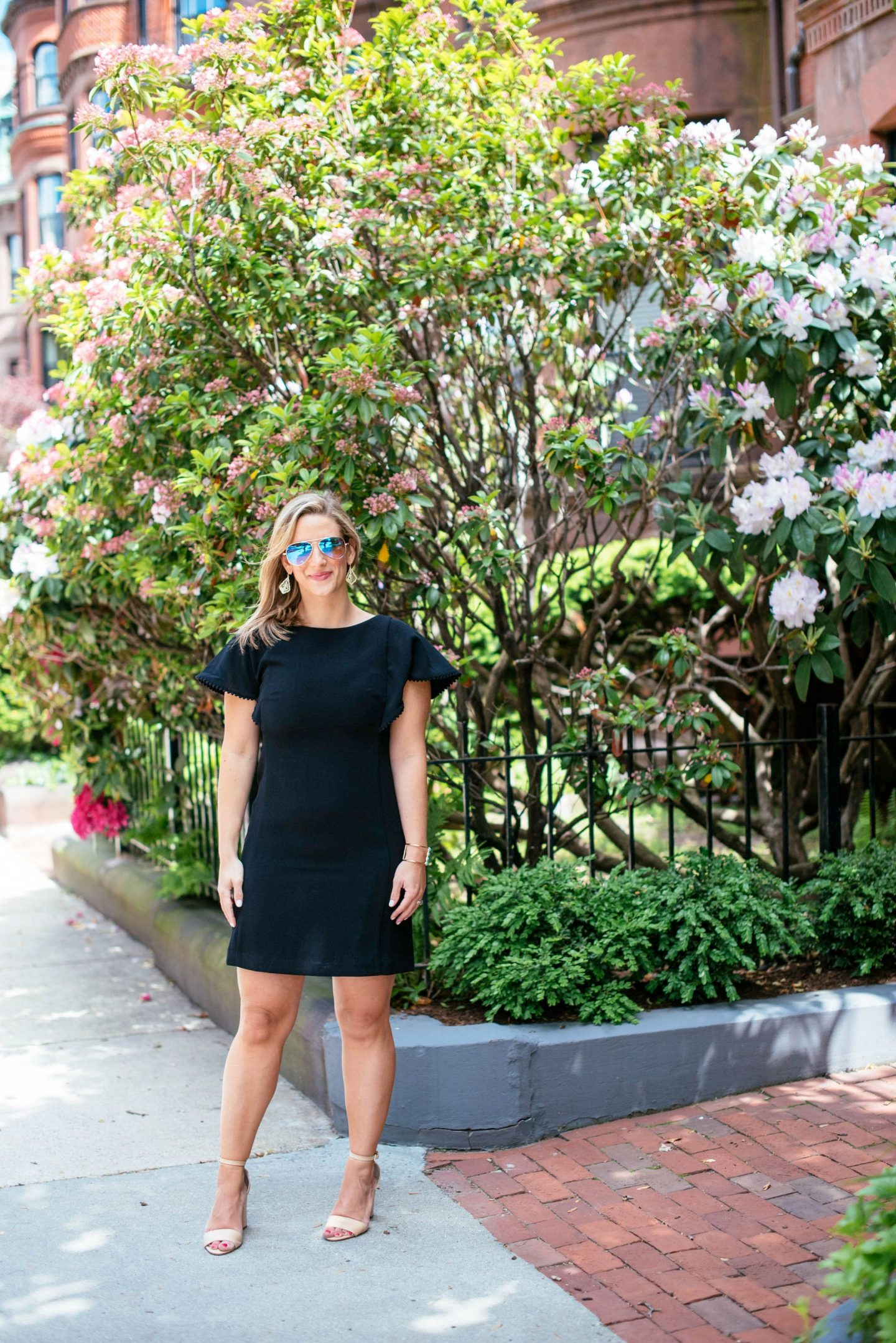 Little Black Loft Dress