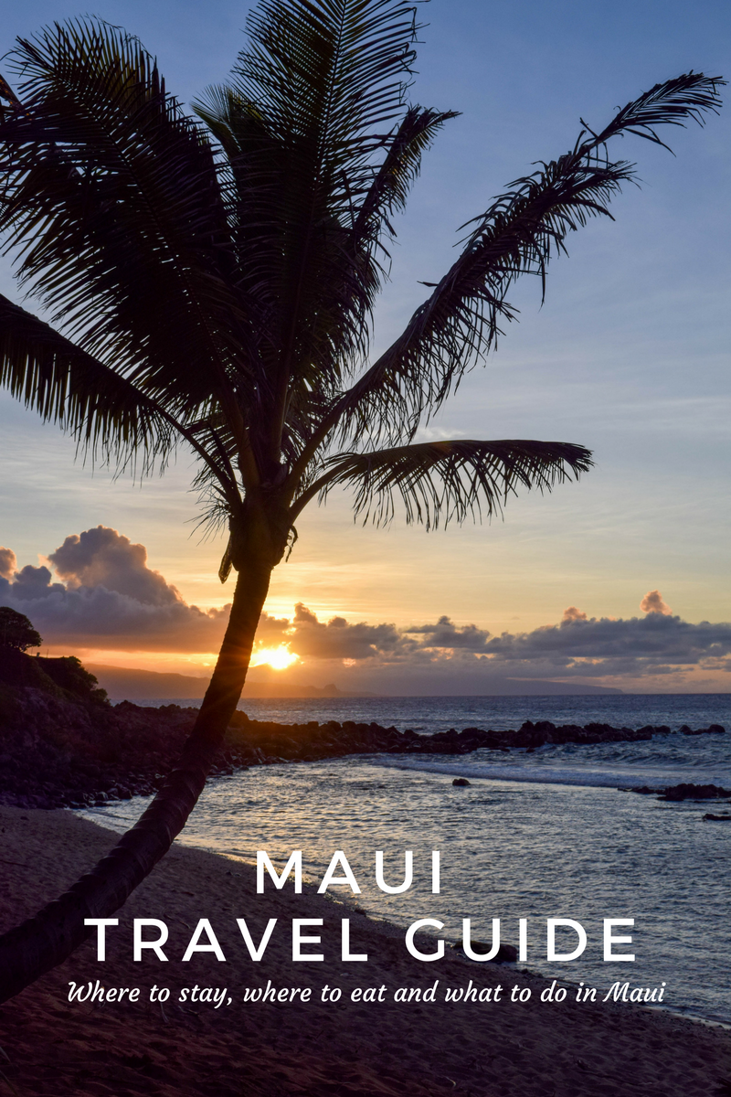 Postcards from Maui: My Maui Travel Guide