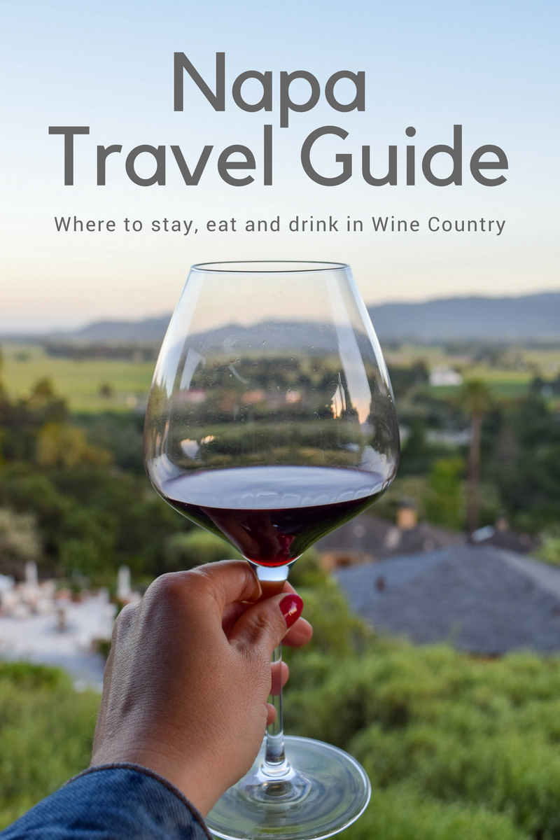 Postcards from Napa: My Napa Travel Guide