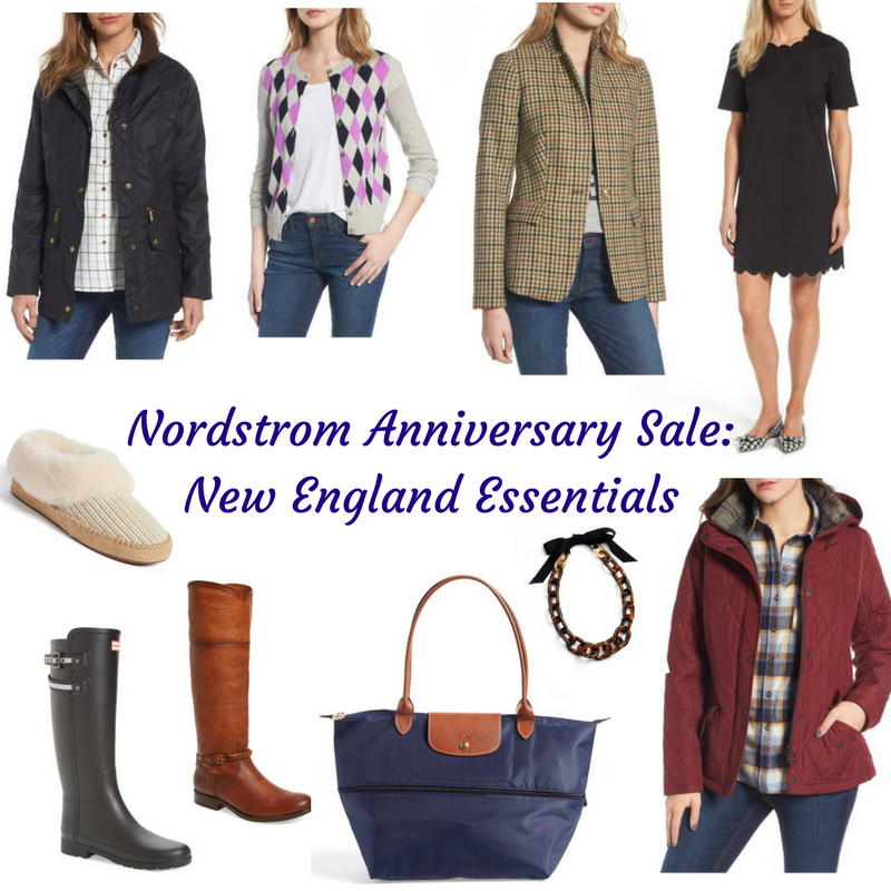 Nordstrom Anniversary Sale: The New England Girl Essentials