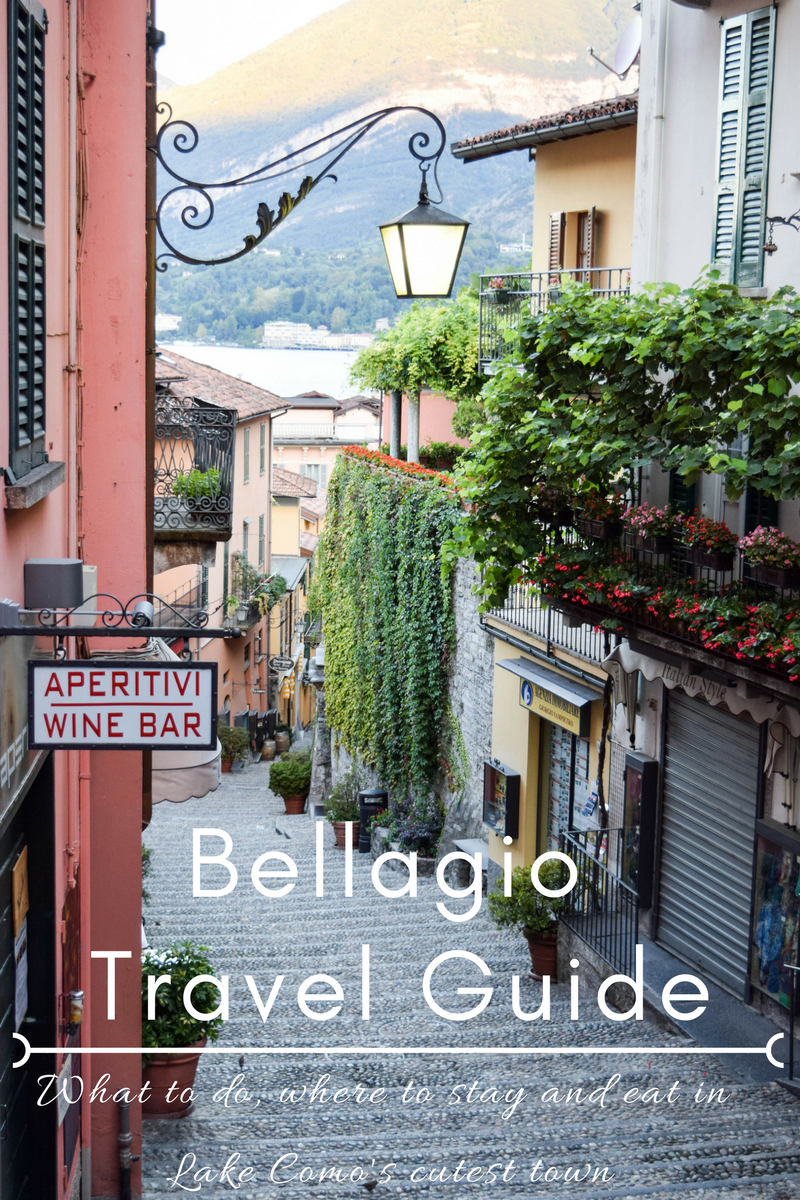 Postcards from Bellagio: My Bellagio Travel Guide