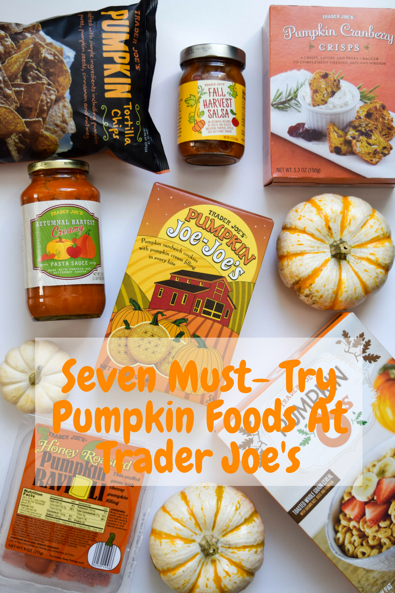 The Best Pumpkin Foods at Trader Joe's This Fall