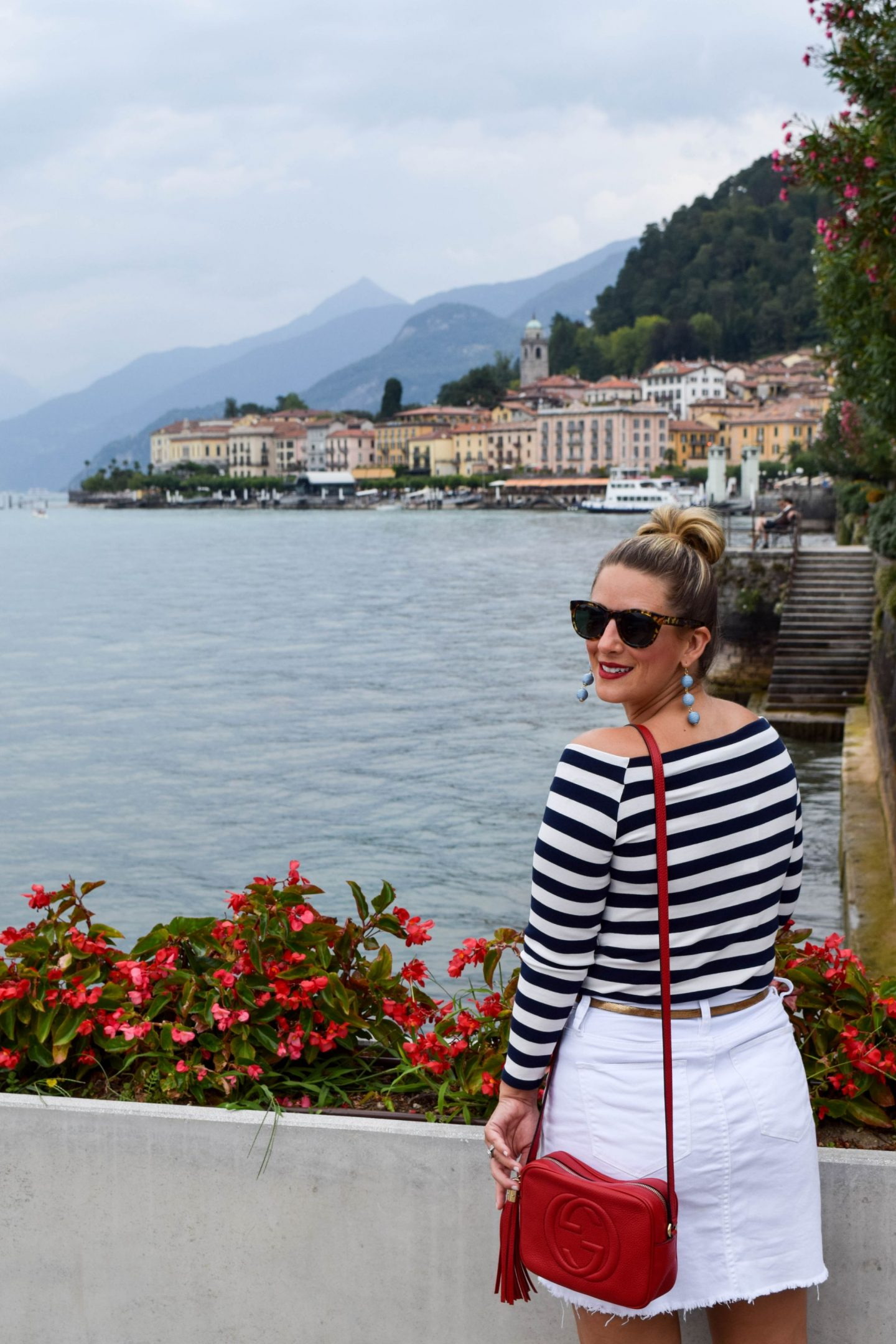 What I Wore in Lake Como