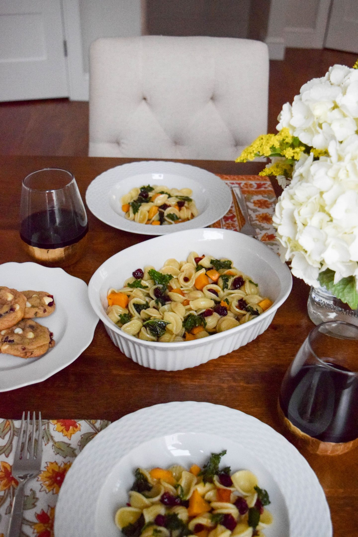 Bringing Back Sunday Supper with Barilla® Collezione, Reynolds Kitchens™ & Martha Stewart Living