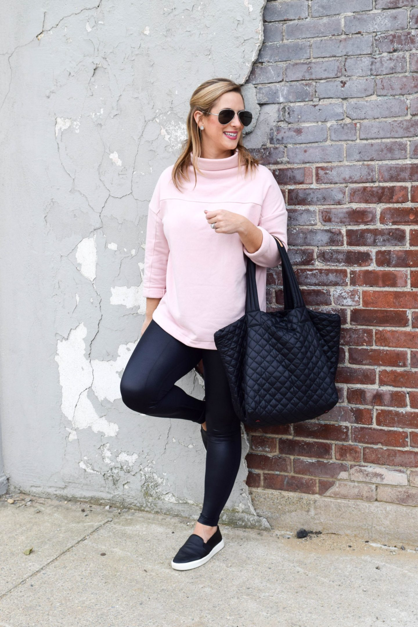 Pretty in Pink Athleisure