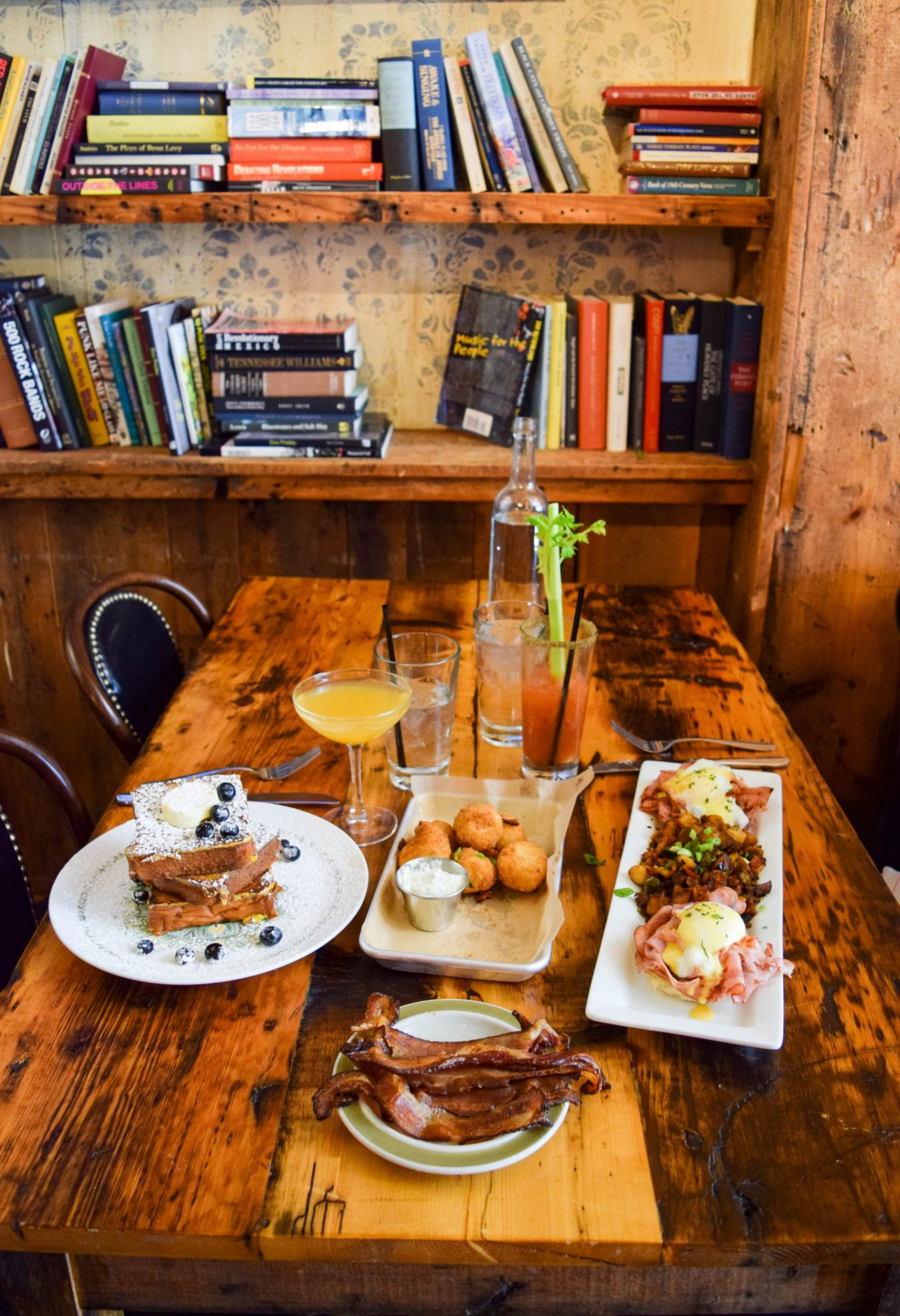 Boston Buzz: Brunch at The Punk & Poet
