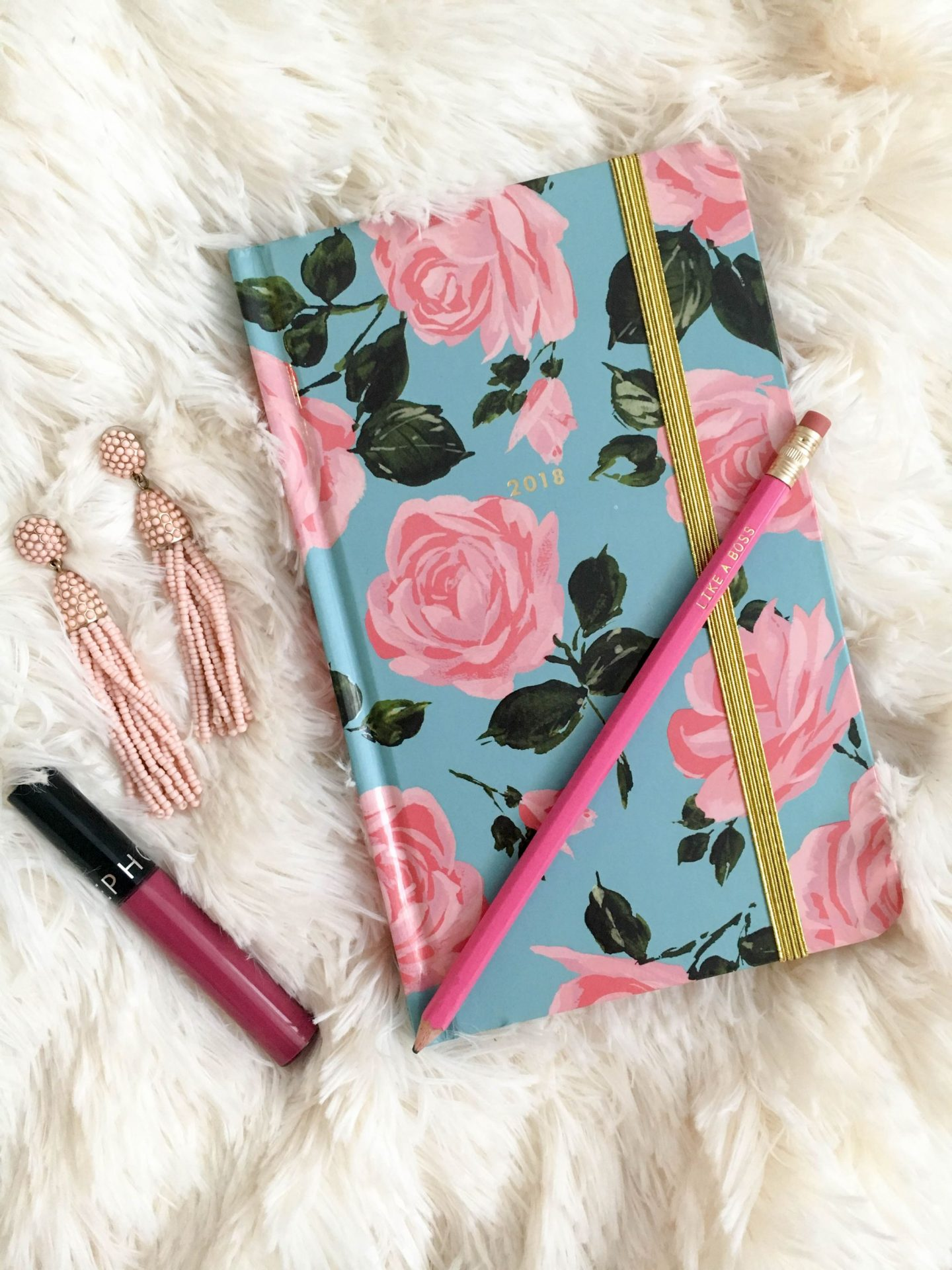 My 2018 Planner and How I Use It For Blogging