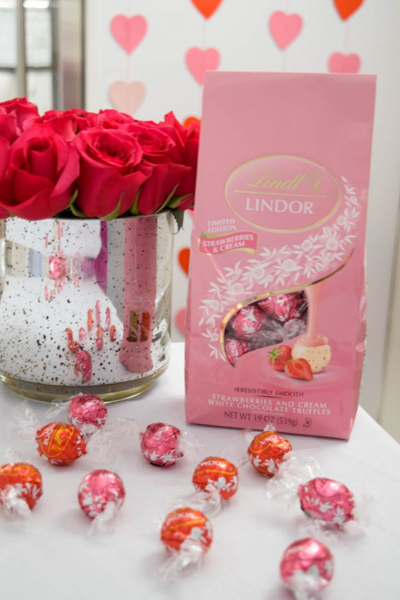 A Chocolate and Champagne Galentine\'s Day Brunch with Lindt LINDOR ...
