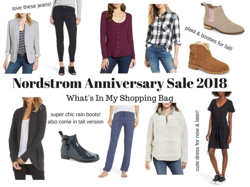 Nordstrom Anniversary Sale 2018: What's In My Shopping Bag