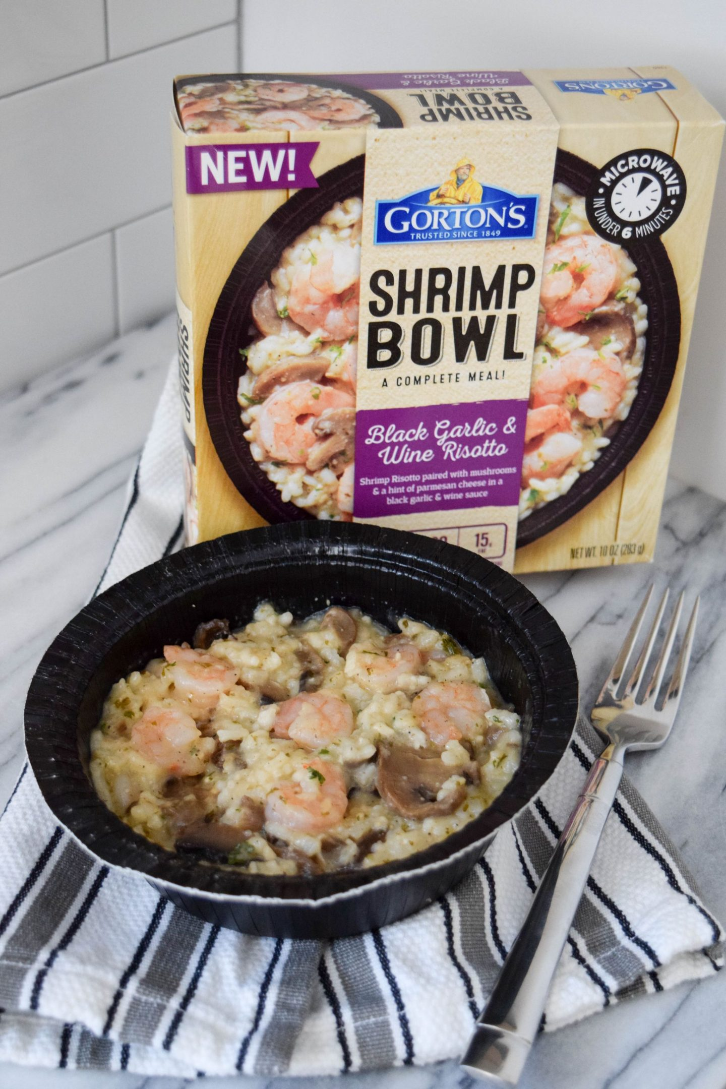 Surviving Working Mom Life With Gorton's Shrimp Bowls