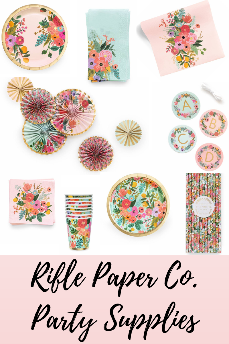Rifle Paper Co. Party Collection