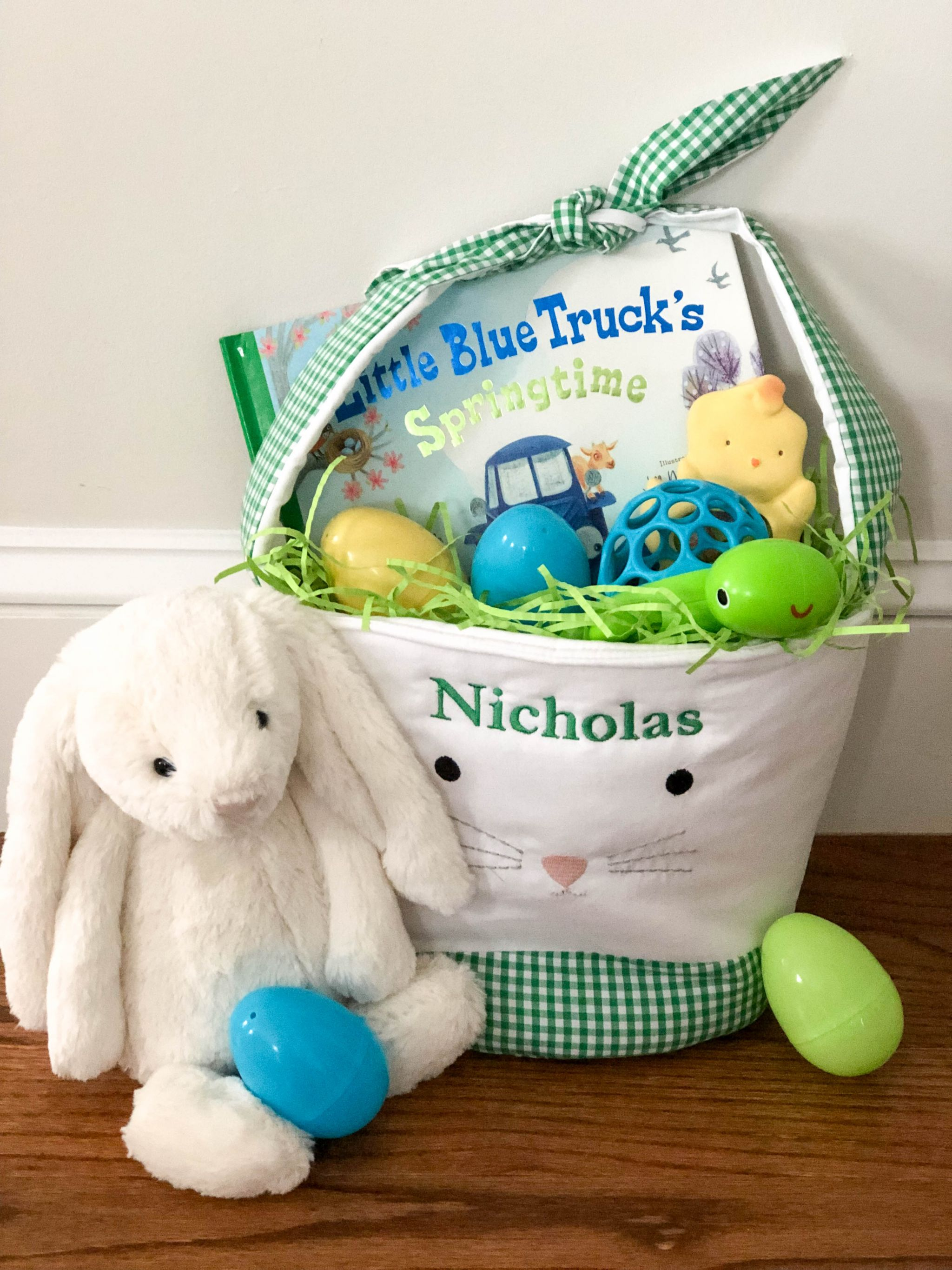 Amazon Easter Basket Ideas for One Year Olds