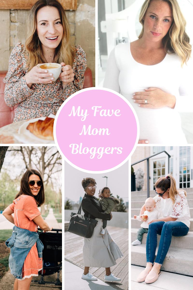 My Favorite Mom Bloggers