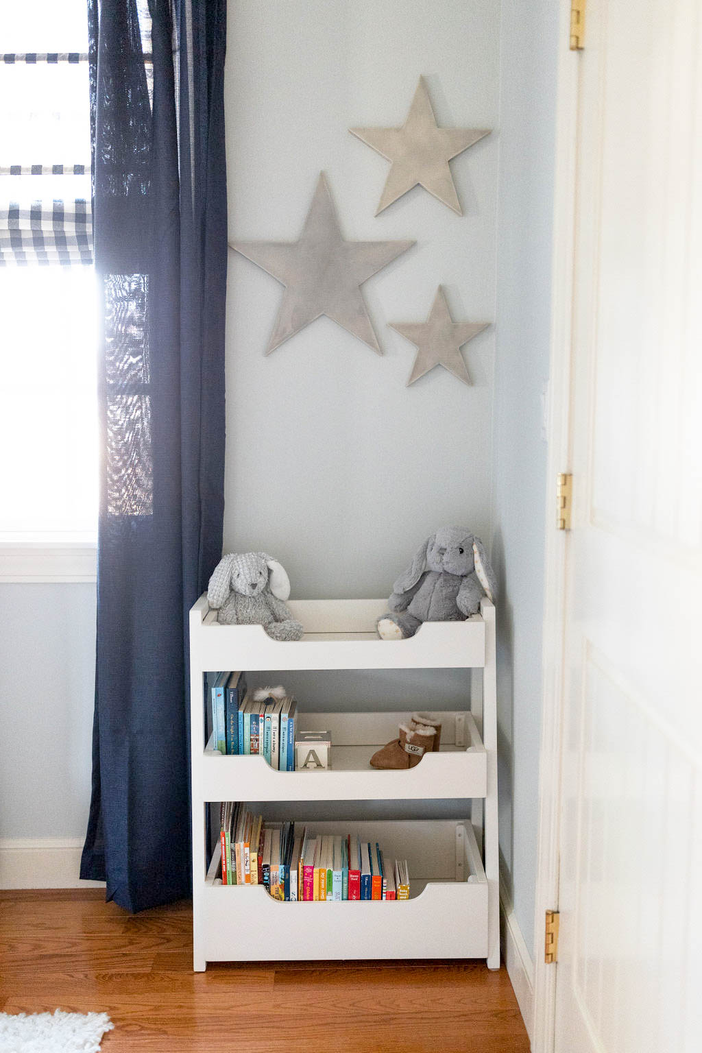 Nicholas Navy And White Bedroom Boston Chic Party