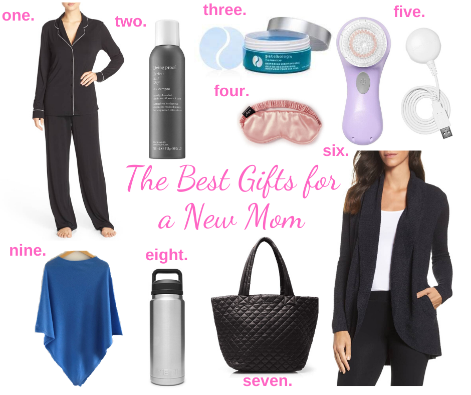 The Best Gifts for a New Mom